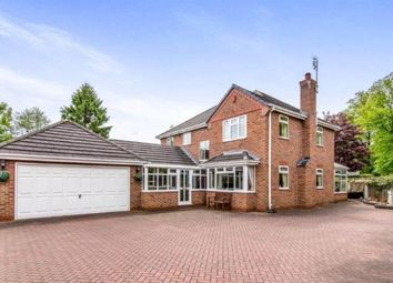 Thumbnail 4 bed detached house for sale in Cheadle Road, Blythe Bridge, Stoke-On-Trent, Staffordshire