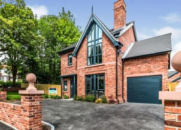 Thumbnail 4 bed detached house for sale in Fairways View, Kersall Road, Prestwich, Greater Manchester