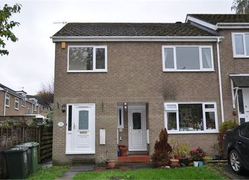 Thumbnail 2 bed flat for sale in Craneshaugh Close, Hexham, Northumberland.