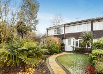 Thumbnail 2 bedroom terraced house for sale in Angel Mead, Woolhampton