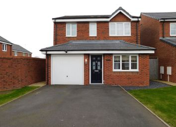 Thumbnail 3 bed detached house for sale in Netherton Close, Weston, Stafford