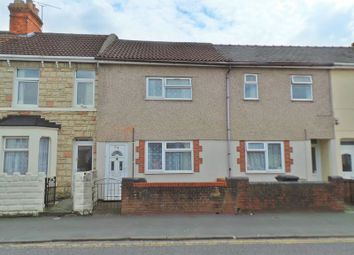 Thumbnail 4 bed terraced house to rent in Ferndale Road, Swindon
