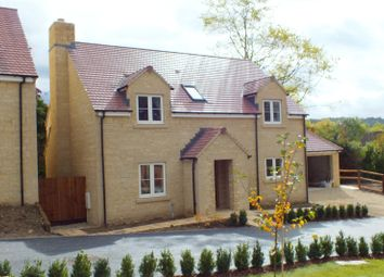 Thumbnail 4 bed detached house for sale in The Larches, Off Station Road, Broadway