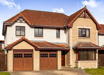 Thumbnail 5 bed detached house for sale in Cragganmore Place, Perth