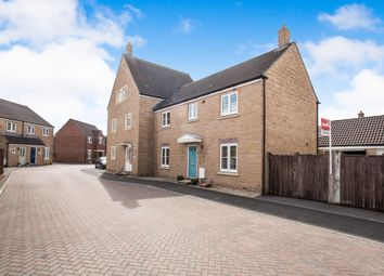 Thumbnail 4 bed semi-detached house for sale in Jay Walk, Gillingham