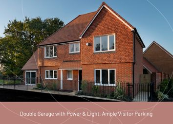 Thumbnail 4 bed detached house for sale in Four Seasons, Horam, Heathfield