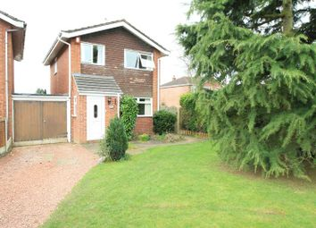 Thumbnail 3 bed link-detached house for sale in Hollies Brook Close, Gnosall, Stafford