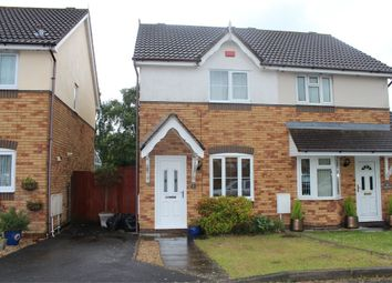 Thumbnail 2 bed semi-detached house for sale in Appletree Mews, Worle, Weston-Super-Mare, Somerset