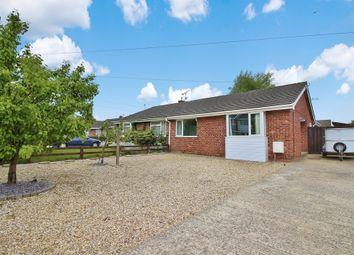 Thumbnail 3 bedroom semi-detached bungalow for sale in Impala Close, Old Catton, Norwich