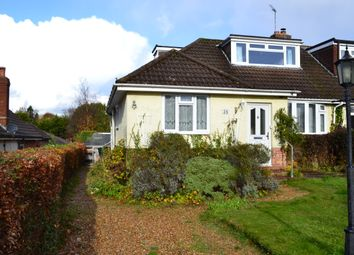 Thumbnail 3 bed semi-detached bungalow for sale in South Road, Horndean, Waterlooville