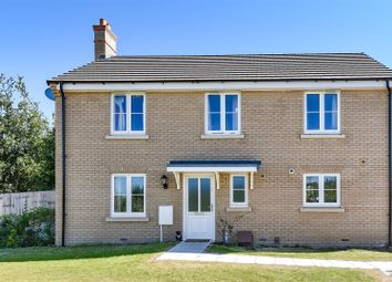 Thumbnail 4 bed detached house for sale in Mccrae Close, Royston