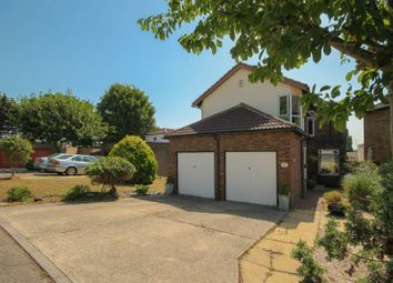Thumbnail 4 bed detached house for sale in The Vale, Vange, Basildon