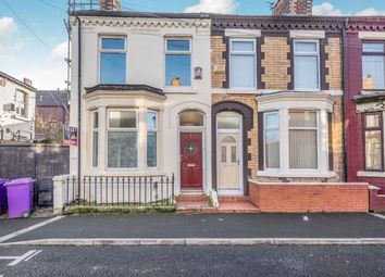 Thumbnail 2 bed terraced house for sale in Muriel Street, Liverpool, Merseyside, England