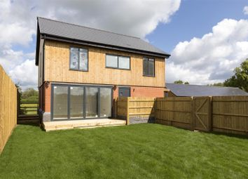 Thumbnail 4 bed detached house for sale in Plot 5, The Old Station, Castle Ashby
