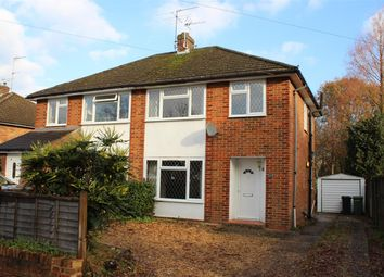 Thumbnail 3 bed semi-detached house for sale in Hollybrook Park, Bordon