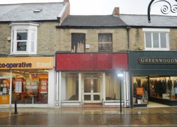 Thumbnail Commercial property to let in Newgate Street, Bishop Auckland
