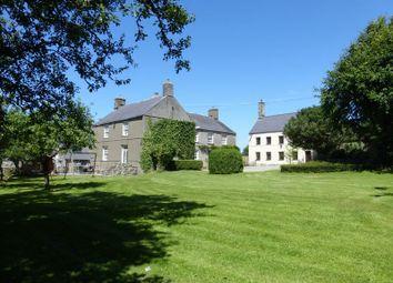 Thumbnail 7 bed detached house for sale in Llandwrog, Caernarfon
