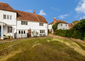 Thumbnail 4 bed end terrace house for sale in High Street, Rolvenden