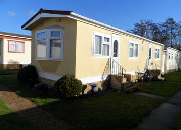 Thumbnail 1 bedroom mobile/park home for sale in Meadowview Park, Little Clacton