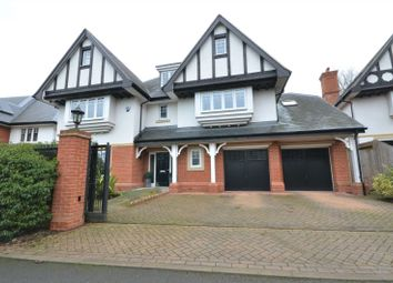 Thumbnail 7 bed detached house for sale in Egerton Close, Bushey