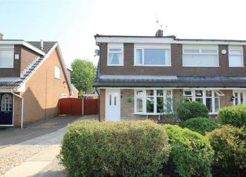 Thumbnail 3 bed semi-detached house for sale in Sunningdale Close, Burtonwood, Warrington