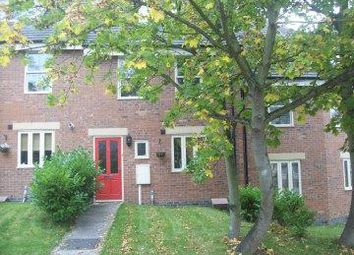 Thumbnail 3 bed town house to rent in Wymington Road, Rushden