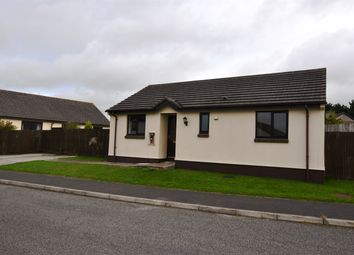 Thumbnail 2 bed detached bungalow for sale in Carknown Gardens, Redruth