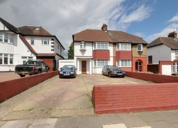 Thumbnail 4 bed semi-detached house for sale in Ridge Avenue, Winchmore Hill