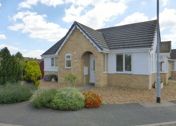 Thumbnail 2 bedroom detached bungalow for sale in Olivers Way, March