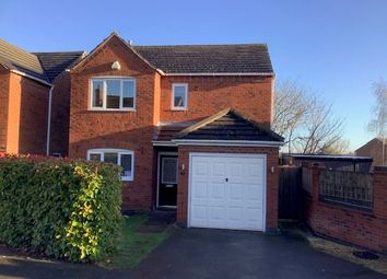 Thumbnail 3 bed detached house for sale in Forest View, Overseal