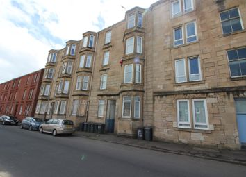 Thumbnail 1 bed flat for sale in Glen Avenue, Port Glasgow