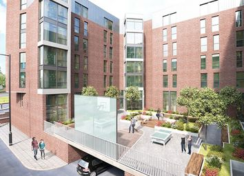 Thumbnail 1 bedroom flat for sale in Brunswick Street, Newcastle-Under-Lyme, Staffordshire