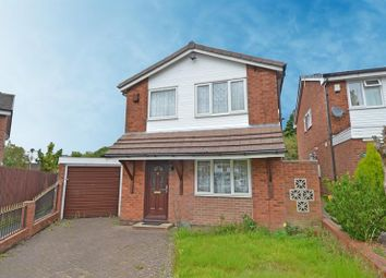 Thumbnail 3 bed detached house for sale in Malcolm Grove, Rubery, Birmingham