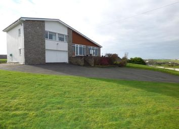 Thumbnail 3 bed detached house for sale in Llaneilian, Anglesey, Sir Ynys Mon