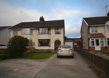 Thumbnail 3 bed semi-detached house for sale in Pensby Road, Heswall