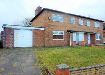 Thumbnail 4 bed semi-detached house for sale in Woodside Avenue, Stoke-On-Trent