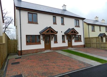 Thumbnail 3 bed semi-detached house for sale in Plot 28, The Roch, Ashford Park, Crundale