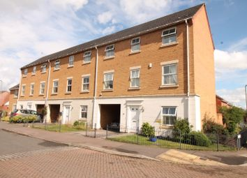 Thumbnail 4 bed end terrace house for sale in Morning Star Road, Daventry