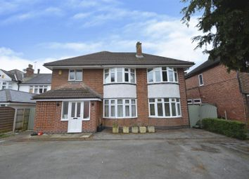 Thumbnail 4 bed detached house for sale in Longmoor Lane, Breaston, Derby