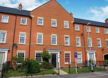 Thumbnail 3 bed town house for sale in Carpenters Close, Wragby