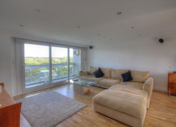 Thumbnail 3 bed flat for sale in Lake View Court, Roundhay, Leeds