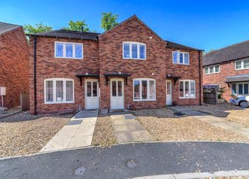 Thumbnail 2 bed terraced house for sale in Bright Grove, Broseley