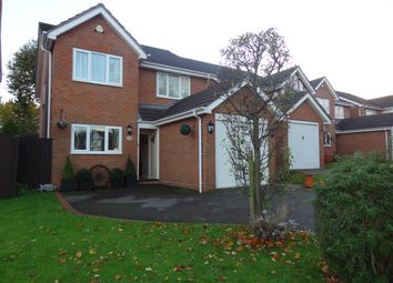 Leafield Road, Solihull B92. 4 bed detached house