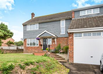 Thumbnail 4 bed detached house for sale in Blomfield Road, St. Leonards-On-Sea
