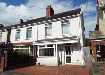 Thumbnail 3 bedroom semi-detached house for sale in 67 Gorwydd Road, Gowerton, Swansea