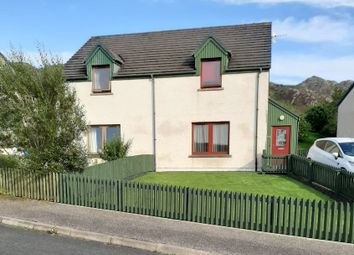 Thumbnail 2 bed semi-detached house for sale in Raonmor, Gairloch
