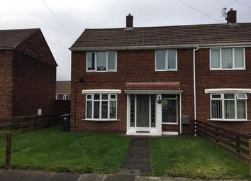 Thumbnail 3 bed semi-detached house for sale in Titian Avenue, South Shields, Tyne & Wear