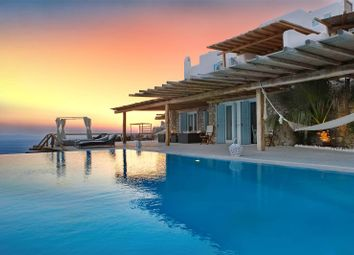 Thumbnail 7 bed detached house for sale in Kastro Mykonos, Cyclade Islands, South Aegean, Greece