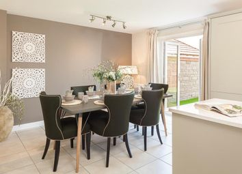 "Thumbnail 4 bed detached house for sale in ""Ingelby"" at Barnsley Road, Flockton, Wakefield"