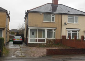 Thumbnail 3 bedroom semi-detached house to rent in Station Road, Rushall, Walsall